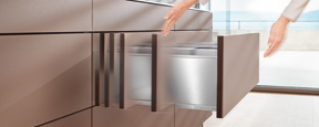 blum tip on bluemotion lemex